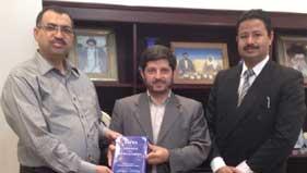 MPIC کویت کے وفد کی ایران کے قونصل اتاشی سے ملاقات