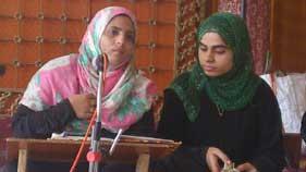 حیدر آباد، انڈیا : منہاج القرآن ویمن لیگ کے زیر اہتمام عظمت مصطفی (ص) کانفرنس