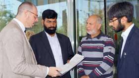سپین : گستاخانہ خاکوں کی اشاعت کے خلاف منہاج القرآن انٹرنیشنل نے کیس دائر کر دیا