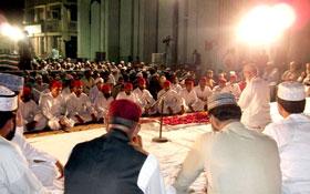 ماہانہ مجلس ختم الصلوٰۃ علی النبی (ص) : اکتوبر 2012
