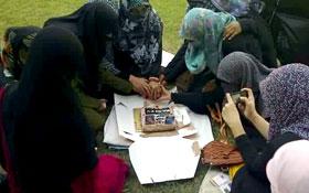 کراچی : ایم ایس ایم سسٹرز کے زیراہتمام یوم تاسیس کی تقریب