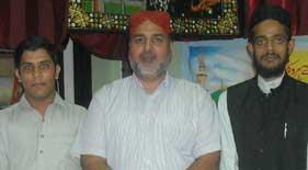 منہاج القرآن انٹرنیشنل (الف سینا، یونان) کے زیراہتمام عظیم الشان محفل نعت