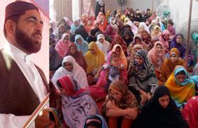 پتوکی : عرفان القرآن کورس کی تقریب تقسیم اسناد