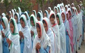 دولتالہ : ملالہ کی صحتیابی کے لیے دعائیہ تقریب