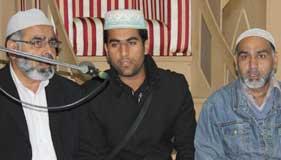 منہاج القرآن انٹرنیشنل(فرانس) کے زیر اہتمام ماہانہ محفل گوشہ درود