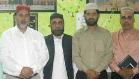منہاج القرآن انٹرنیشنل(یونان) کے نو منتخب عہدیداران کی تقریب حلف برداری