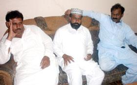 لیہ : نائب ناظم پنجاب چوہدری قمر عباس کی سیاسی و سماجی لیڈرز کے ساتھ میٹنگ