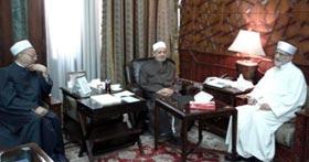 Shaykh-ul-Islam visits Al-Azhar University on invitation of Shaykh-ul-Azhar