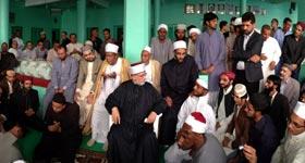 Shaykh-ul-Islam's Egypt Tour 2012