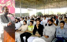اسلام آباد : امید نو طلبہ کنونشن 2012ء