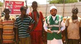 منہاج ویلفیئر فاؤنڈیشن کے زیر اہتمام مشرقی افریقہ میں اجتماعی قربانی اور مستحقین میں گوشت کی تقسیم