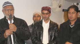 منہاج القرآن انٹرنیشنل (گارج لے گونس، فرانس) کے زیراہتمام نماز جمعہ کا اجتماع