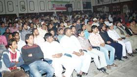 سیالکوٹ : تحریک منہاج القرآن کے زیراہتمام عزم انقلاب ورکرز کنونشن