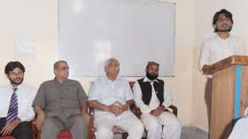 لاہور : عرفان القرآن کورس کی تقریب تقسیم اسناد