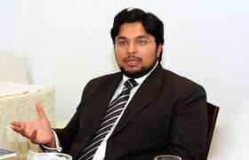 صاحبزادہ حسین محی الدین قادری کو پی۔ ایچ۔ ڈی۔ کی تکمیل پر مبارک باد