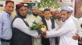 تحریک منہاج القرآن صراط عشق اور صراط مستقیم ہے: علامہ محمد شکیل ثانی