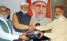 گوجر خان : یوم استقبالِ قائد کنونشن کے موقع پر تقریب تقسیم انعامات
