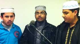 منہاج القرآن انٹرنیشنل (گارج لے گونس، فرانس) کے زیر اہتمام ماہانہ گوشہ درود کی محفل
