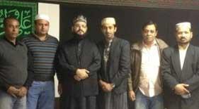 علامہ محمد شکیل ثانی کا امام بارگاہ (جاپان) میں خطاب