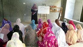 چکوال : آئیں دین سیکھیں کورس کی اختتامی تقریب