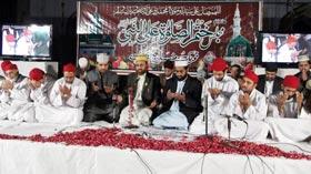 ماہانہ مجلس ختم الصلوٰۃ علی النبی (ص) : نومبر 2012