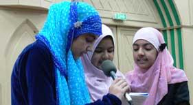 منہاج القرآن ویمن لیگ (فرانس) کے زیر اہتمام ماہانہ گیارہویں شریف کی محفل کا انعقاد