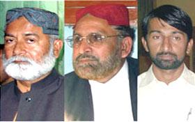 راجن پور : امیر تحریک پنجاب احمد نواز انجم کا تنظیمی دورہ