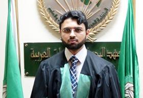 أطيب التهاني وأحرّ التبريكات للدكتور حسن محيي الدين القادري على نيل شهادة الدكتوراه