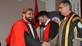 PhD completed on Shaykh-ul-Islam Dr Muhammad Tahir-ul-Qadri