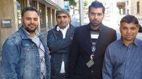 منہاج القرآن انٹرنیشنل (بولزانو، اٹلی) کی تنظیمی میٹنگ