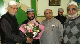 منہاج القرآن انٹرنیشنل (دی ہیگ، ہالینڈ) کے زیراہتمام حجاج کے اعزاز میں تقریب