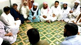 ڈیرہ بگٹی : تحریک منہاج القرآن کے زیراہتمام عید ملن پارٹی