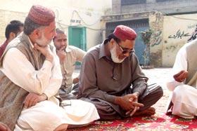 ڈسکہ : تحریک منہاج القرآن کا اجلاس