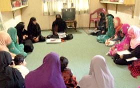آزاد کشمیر : منہاج القرآن ویمن لیگ کی تنظیم سازی