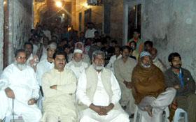 گلبرگ لاہور : یوتھ لیگ کے زیراہتمام عوامی استقبال کی تیاریاں