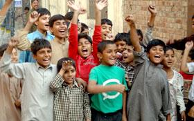 ایم ایس ایم لاہور: جاگو لاہور مہم کا پہلادن