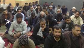 ناپولی،اٹلی:شہادت امام حسین کانفرنس