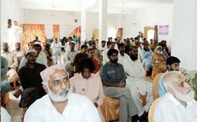 ڈہرکی (سندھ) : تحریک منہاج القرآن کا ورکرز کنونشن