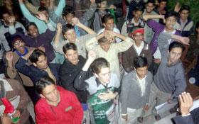 ایم ایس ایم لاہور : جاگو لاہور مہم پانچواں دن