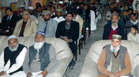 چکوال: منہاج القرآن یوتھ لیگ کے زیر اہتمام یوم تاسیس سیمینار