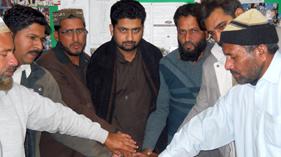 حافظ آباد: منہاج القرآن یوتھ لیگ کا یوم تاسیس