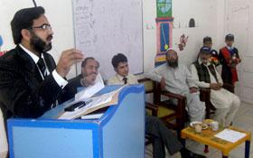 منہاج ایجوکیشن سوسائٹی کی سالانہ زونل میٹنگز 2012ء