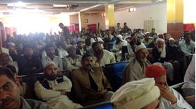 فیروزوالا: تحریک منہاج القرآن کے زیر اہتمام استحکامِ پاکستان کانفرنس