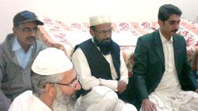 پاکپتن شریف : تحریک منہاج القرآن یونین کونسل نمبر 2 کی کارنر میٹنگ