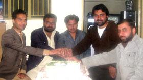 راولپنڈی : منہاج القرآن یوتھ لیگ کا یوم تاسیس