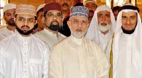 Shaykh-ul-Islam's visit to Bahrain –2012