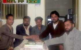 راولپنڈی : منہاج القرآن یوتھ لیگ کے یوم تاسیس کے موقع پر تقریب سعید