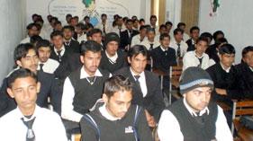گوجرخان: منہاج القرآن یوتھ لیگ اور مصطفوی سٹوڈنٹس موومنٹ کا مقامی کالج میں بیداری شعور کنونشن