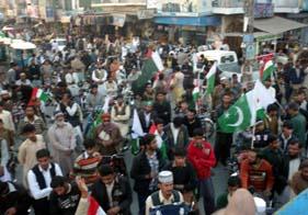 اٹک: مصطفوی سٹوڈنٹس موومنٹ کے زیراہتمام پاکستان بچاؤ کارواں