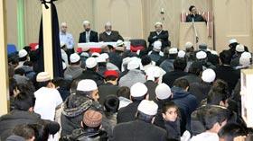 فرانس : منہاج القرآن انٹرنیشنل لاکورنیو مرکز پر شہدائے کربلا کی یاد میں محفل